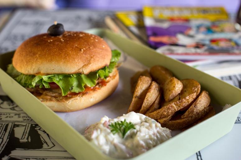 Chicken Lover Burger
