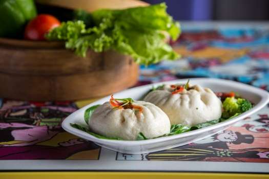 Jumbo Dumplings