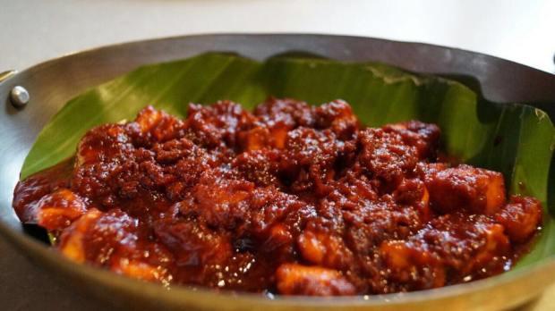 roasted ghee paneer
