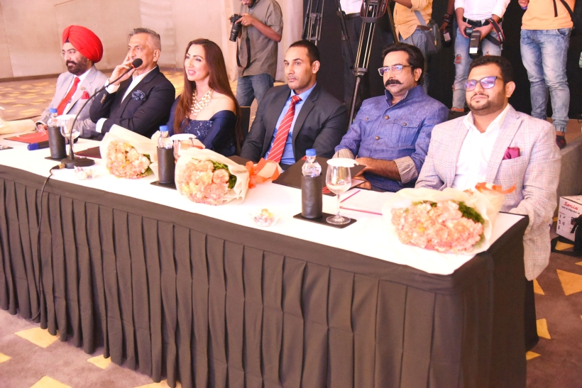 Jeevandeep Singh, Rakesh Thakore, Bir Kaur Dhillon, Tarun Gill, Rohit Kamra & Umag Monga
