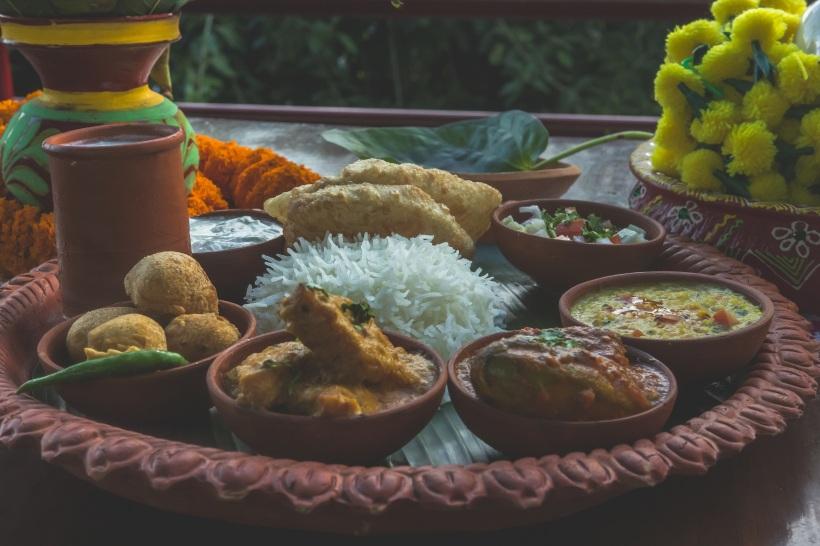 veg-thali