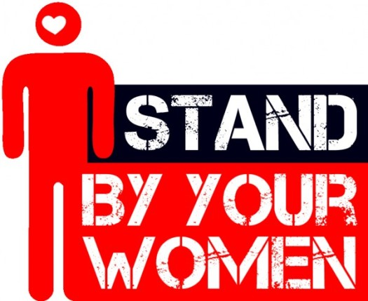 stand by women