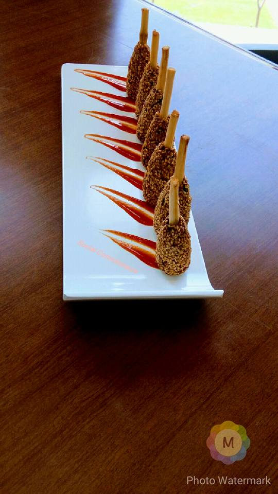 sesame sticks in house of soy