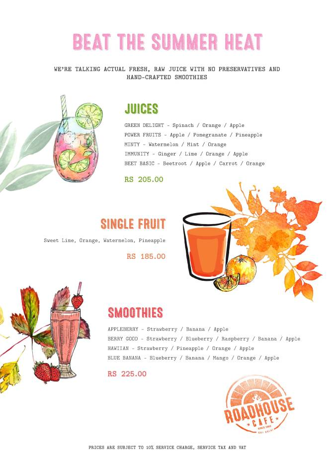 Summer Menu page3
