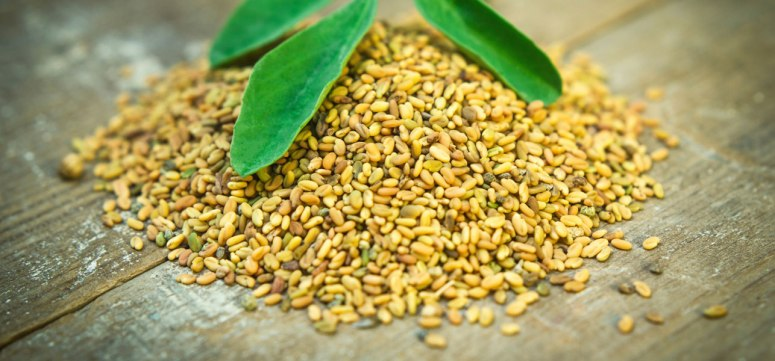 fenugreek...