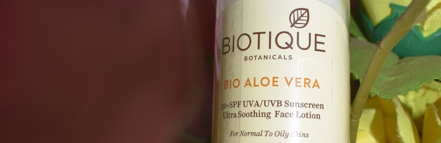 biotique bio aloevera