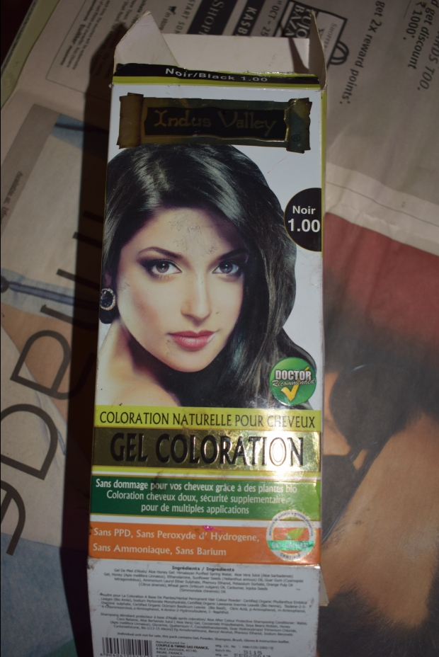 natural color for hair