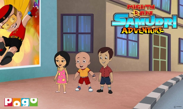 Mighty Raju Ka Samudri Adventure 1