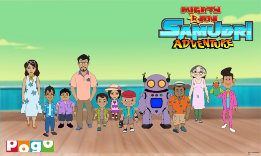Mighty Raju Ka samudri Adventure 2
