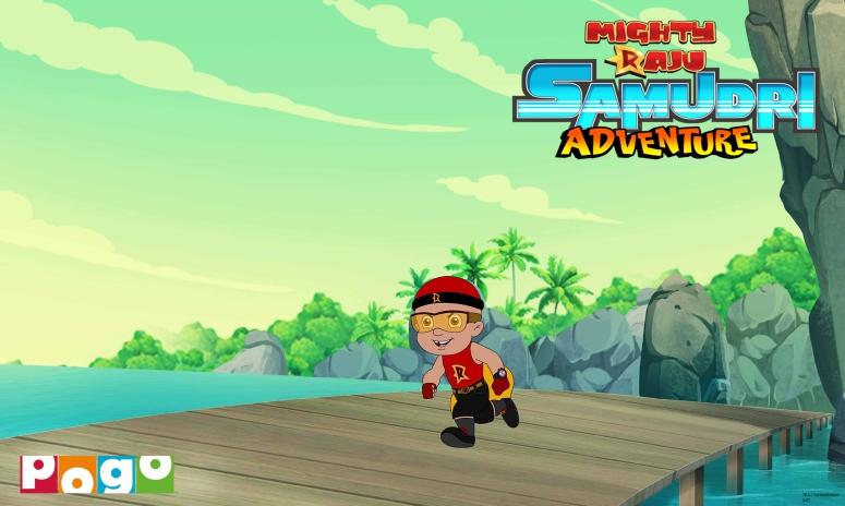 Mighty Raju Ka samudri Adventure 4