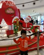 Experience The Chilling North Pole With Santa's Gifts Right In DELHI