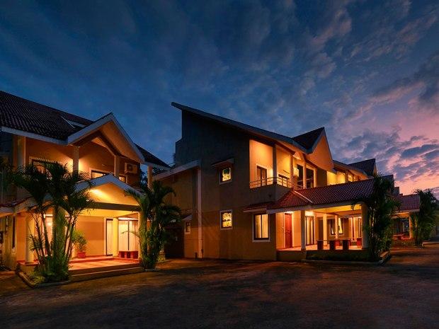 Treehouse Blue Vilas, Goa (1)