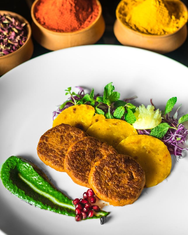 Shaahi Gilaawat Kebab (1)