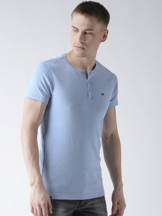 Numero Uno SS18 Aqua Melange T-shirt