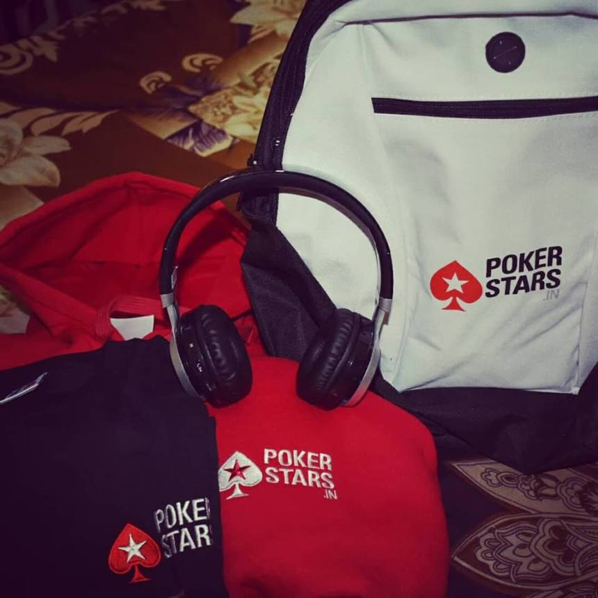 pokerstars merchandise
