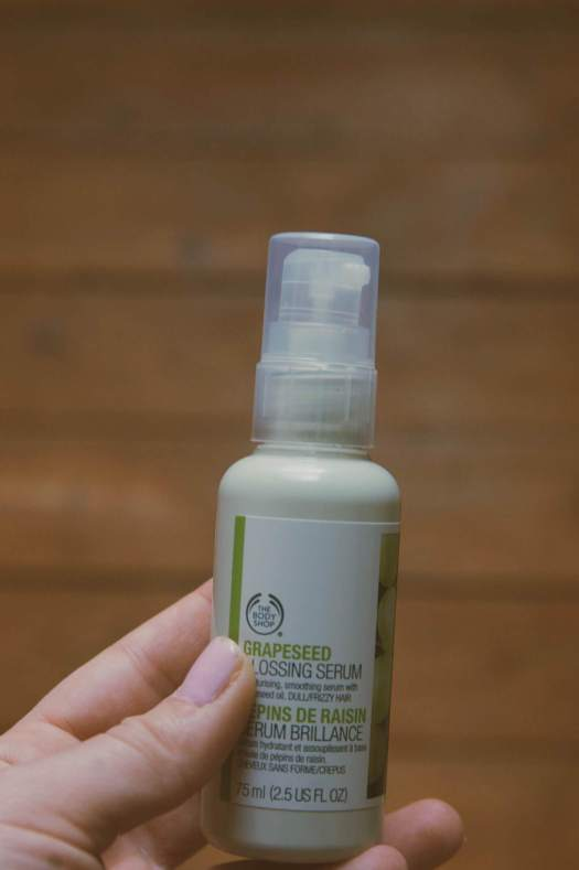 The Body Shop Grapeseed Oil Serum Review