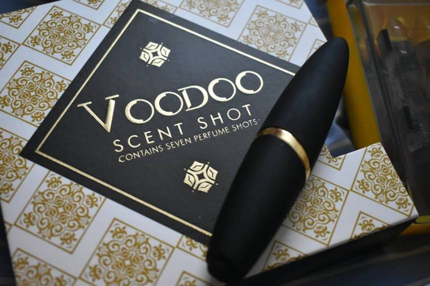 Voodoo Scent Shot Review