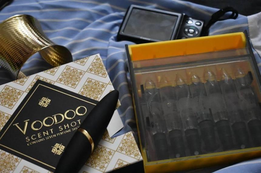 Voodoo Scent Shot