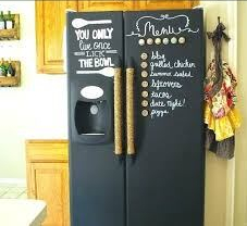 color refrigerator ideas