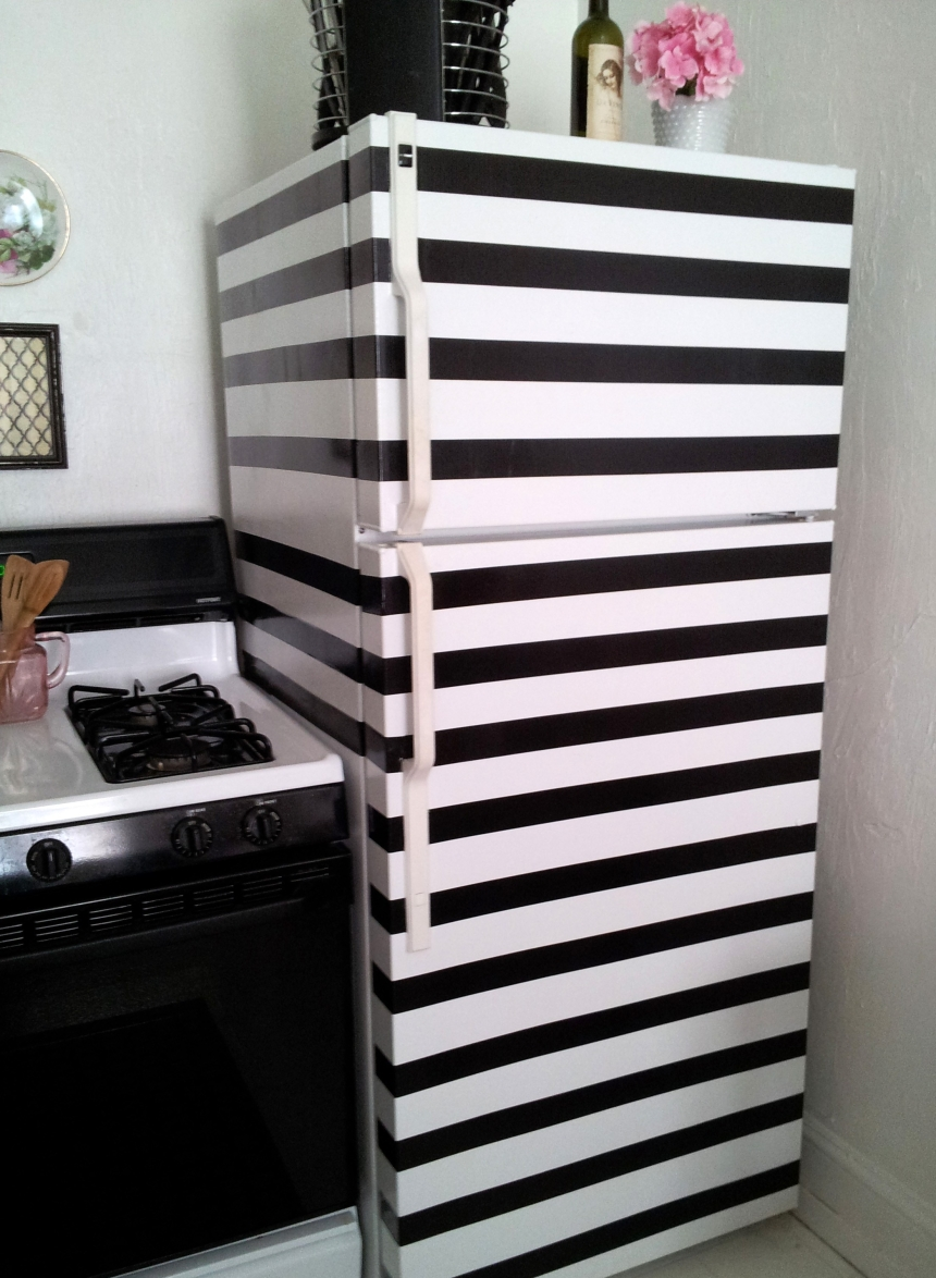 diy refrigerator ideas